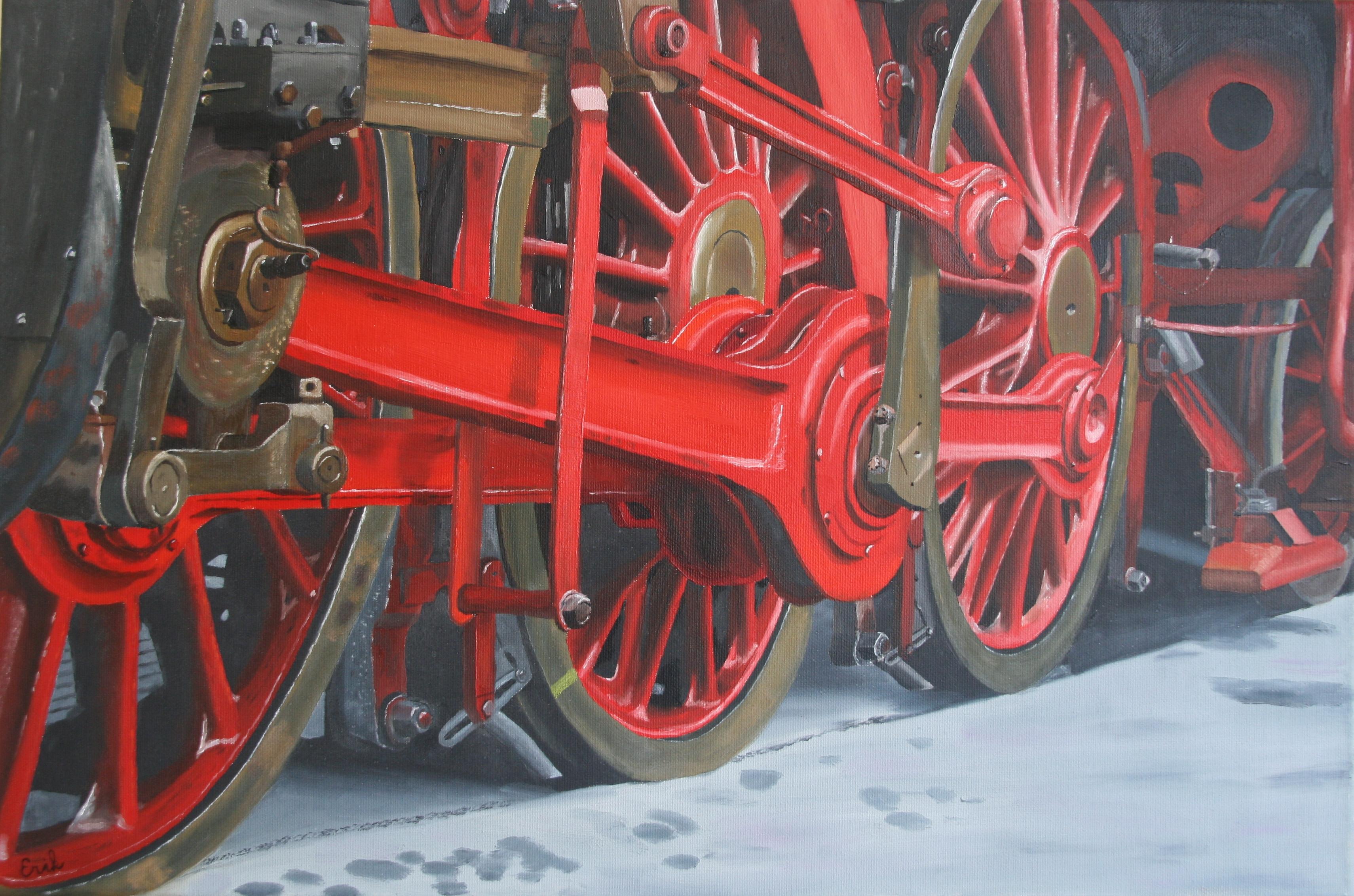 Locomotiefwielen